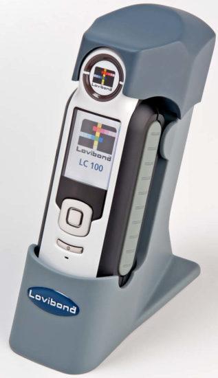 Ręczny spektrokolorymetr LC 100 firmy Lovibond Tintometer