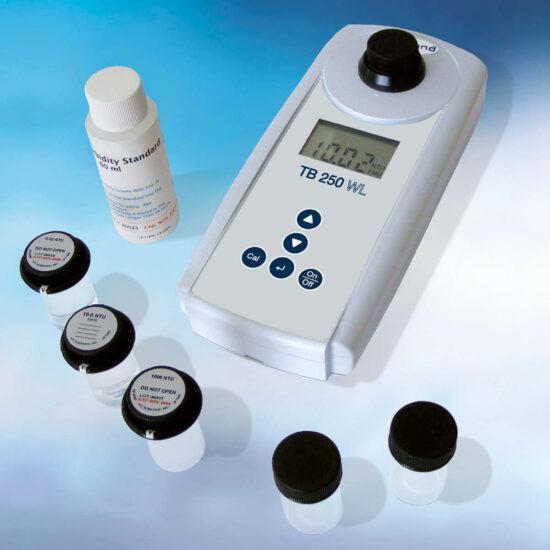 Przenośny mętnościomierz TB 250 WL firmy Lovibond Tintometer