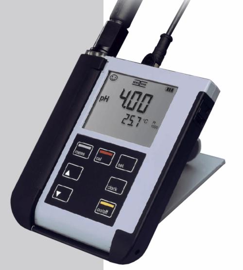 Przenośny miernik pH i ORP Portavo 902 pH firmy Knick