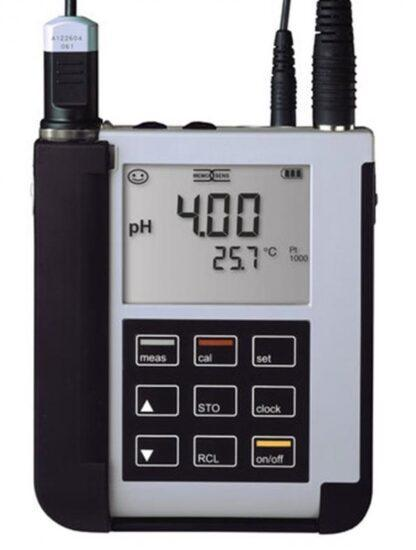 Przenośny miernik pH i ORP Portavo 904 pH firmy Knick