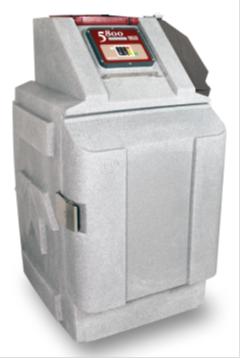 Stacjonarne automaty do poboru prób wody i ścieków w obudowie całorocznej 5800 firmy TELEDYNE ISCO do automatycznego poboru prób wody i ścieków umożliwiają zorganizowanie stacji monitoringu wody i ścieków