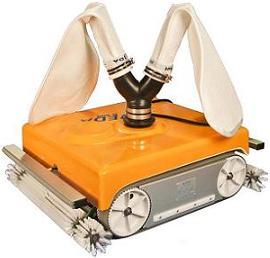 Automatyczny odkurzacz basenowy B600 firmy WEDA
