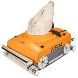 Automatyczny odkurzacz basenowy B680 firmy WEDA