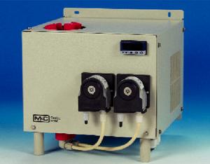 Chłodnica gazowa, seria EC® wersja kompaktowa ECM-1 natężenie przepływu gazu 1x 250 Nl/godz. wersja kompaktowa ECM-2  natężenie przepływu gazu 2x 150 Nl/godz.