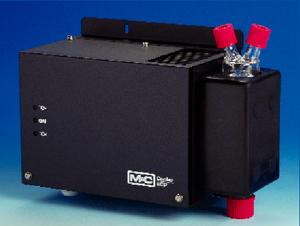 Chłodnica gazowa Peltiera, seria ECP® Wersja ECP1000, przepływ 1x 150 Nl/godz. Wersja ECP2000, przepływ 2x 150 Nl/godz. Wersja ECP3000, przepływ 1x 350 Nl/godz.