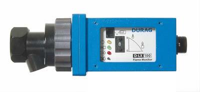 D-LX 100 kompaktowy monitor płomienia firmy Durag