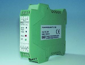 Regulator elektroniczny, typ FA® Wersja FA-1.4