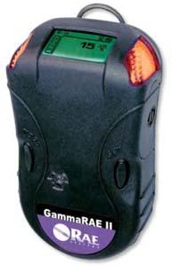GammaRAE II kompaktowy dozymetr do pomiaru promieniowania firmy RAE Systems