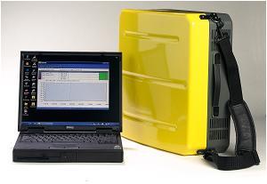 GASMET DX-4000 Wieloparametrowy, przenośny analizator gazów