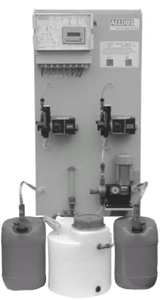 Generator dwutlenku chloru Oxiperm C 164 C firmy GRUNDFOS-ALLDOS