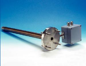 Elektrycznie ogrzewana rura poboru sondy gazowej, seria SP®,  Wersje:SP30-H…, SP30-H1.1-V, SP35-H… współpracujące z sondą gazową SP2000-H…