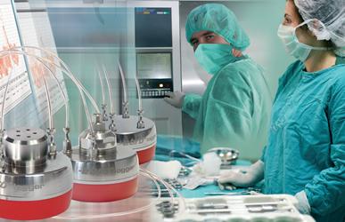 System monitorowania i walidacji procesów pasteryzacji i sterylizacji