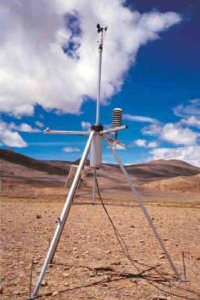 MAWS201 Przenośna stacja meteorologiczna