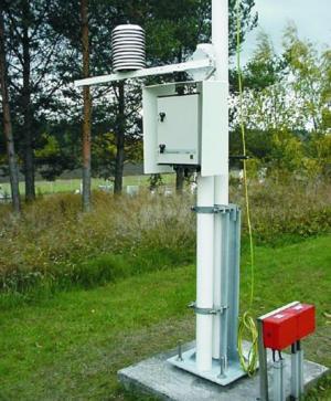 MAWS301 Wszechstronna stacja meteorologiczna