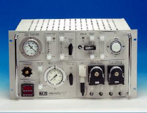 System rozcieńczania gazów, wersja DIL-U składający się z sondy rozcieńczającej SP2000H/DIL-U/P oraz pompy rozcieńczającej DIL-U/A (N)