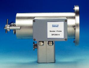 Sonda gazowa, seria SP® Wersja kompaktowa SP2100-H ogrzewana elektrycznie