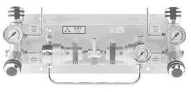 Półautomatyczny panel rozprężania TDI 102