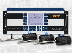 Wilgotnościomierz światłowodowy HYGROPHIL F firmy BARTEC-BENKE